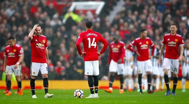 Pemain Manchester United memahami perasaan frustrasi fans mereka setelah kekalahan melawan West Brom