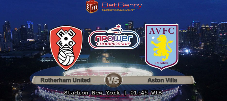 Prediksi Bola Rotherham United vs Aston Villa 11 April 2019