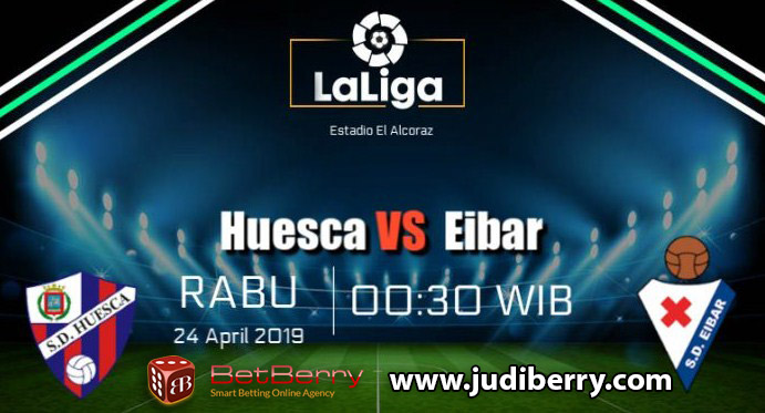 Prediksi Bola SD Huesca vs Eibar 24 April 2019