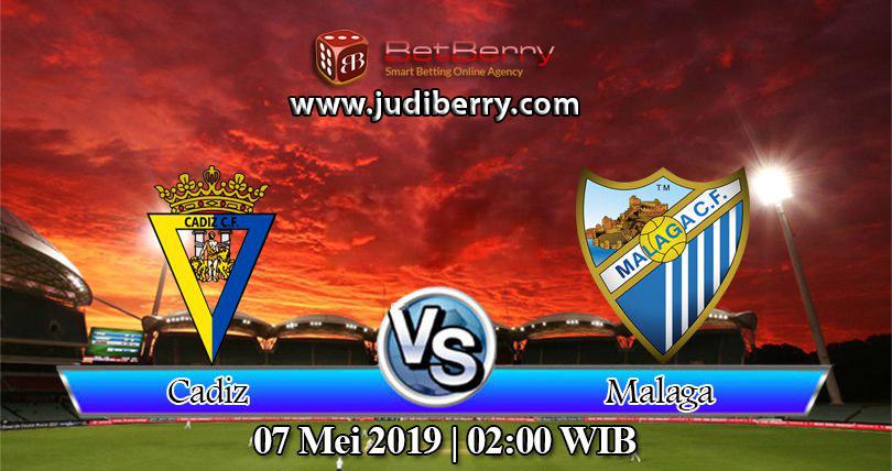 Prediksi Bola Cadiz vs Malaga 7 Mei 2019